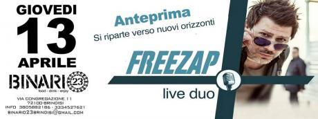 Anteprima New Binario 23 - FreeZap live