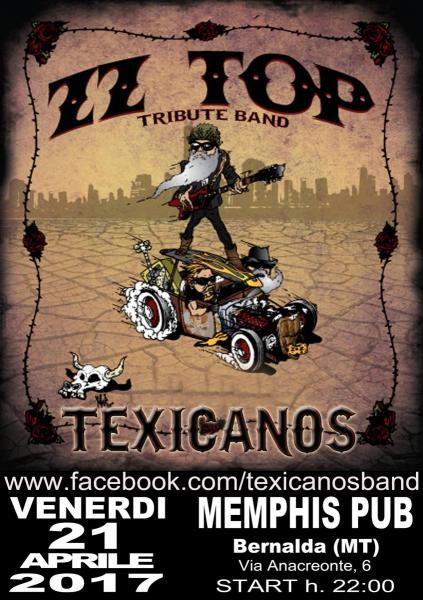 Texicanos live
