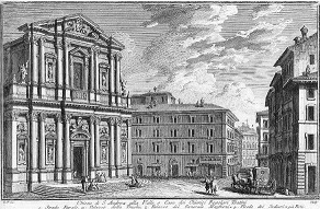 Il trionfo del Barocco a Roma: SANT'ANDREA DELLA VALLE