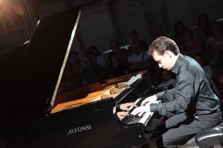 ArmoniE di Primavera - Recital Pianistico Alberto Lodoletti