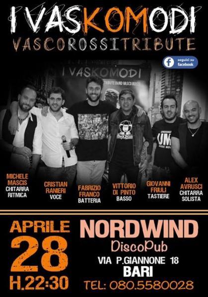 I Vaskomodi - Vasco Rossi Tribute in concerto