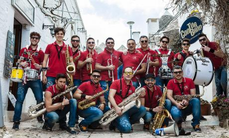 UNESCO in Jazz Festival Alberobello - ConTurBand