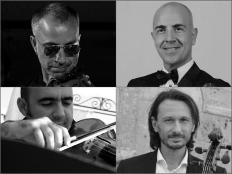 UNESCO in Jazz Festival Alberobello - Vertere String Quartet - ricordando Astor Piazzolla per il 25° anniversario della sua scomparsa