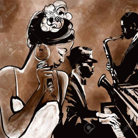 Wine and Jazz - American Songs