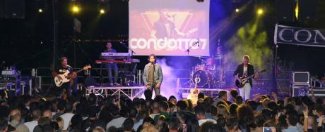 Condotto7 (Ligabue Tribute Band) live in piazza