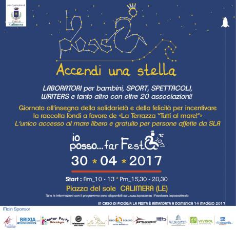 IoPosso…Far Festa