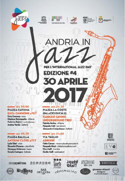 Andria in Jazz