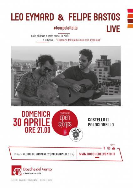 Concerto Leo Eymard & Felipe Bastos