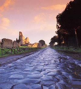 "La Via Appia Antica: la ""regina Viarum"" Tra Antichita' e Medioevo"
