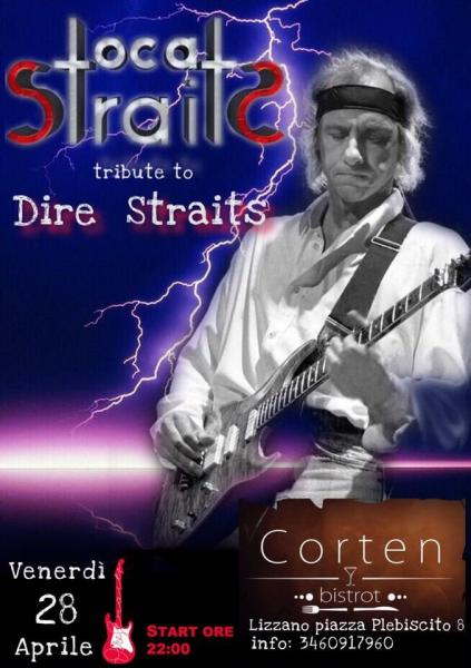 Local Straits - Dire Straits Tribute band