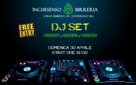 DJ SET by Biagio Coppola