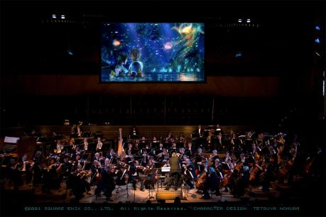 Distant Worlds: la musica da FINAL FANTASY