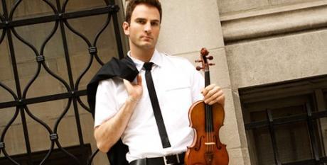LE OTTO STAGIONI (Vivaldi + Piazzolla) -  Stefan Milenkovich, Violino Orchestra D'archi del Teatro Rendano di Cosenza