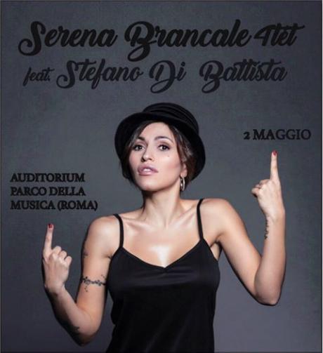 Serena Brancale 4tet - Feat Stefano di Battista