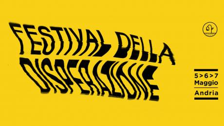 Festival letterario della Disperazione
