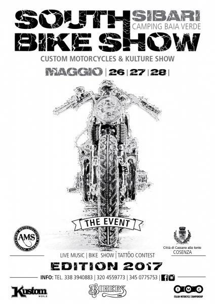 South bike show