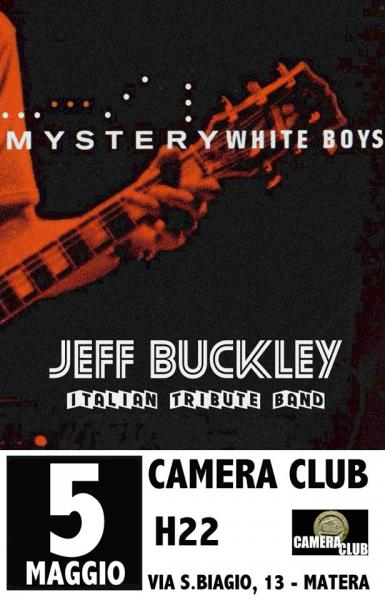 Mystery White Boys - Jeff Buckley Italian Tribute Band