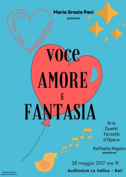 Voce, Amore e Fantasia