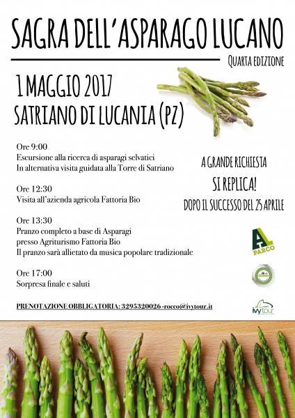 REPLICA: Sagra dell'Asparago Lucano