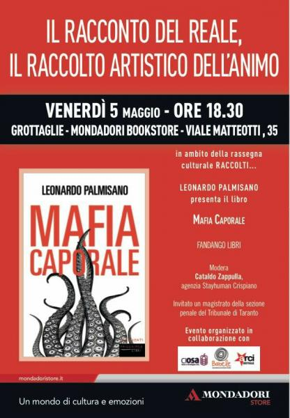MAFIA CAPORALE - Incontro con l'autore