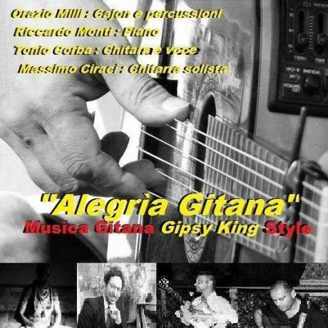 Alegrìa Gitana Duo  Rumba Gitana dalla Camargue
