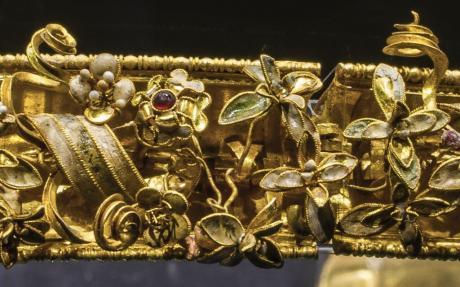 1° Maggio al MArTA: Arti, mestieri e artigianato nella Taranto romana
