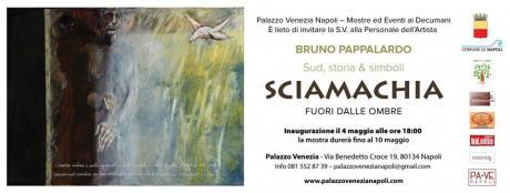 """Sciamachia"" di Bruno Pappalardo"