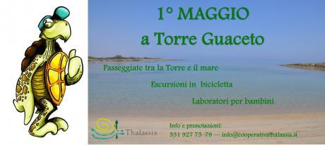 1° Maggio a Torre Guaceto
