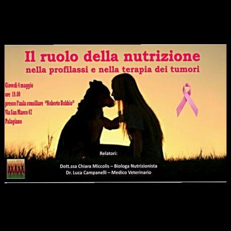 Il ruolo della nutrizione nella profilassi e nella terapia dei tumori