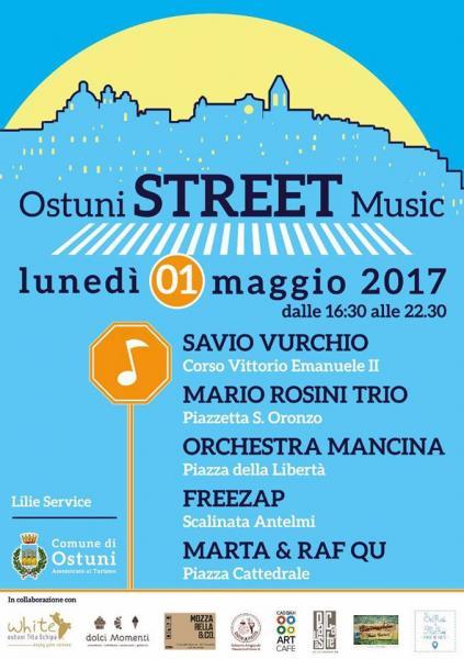 Ostuni Street Music Special Edition 1° Maggio