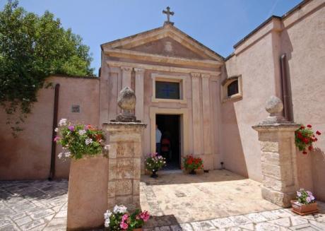 Visita guidata alla Villa Pantaleo