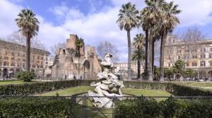 INTORNO A PIAZZA VITTORIO: storia e segreti dell'Esquilino