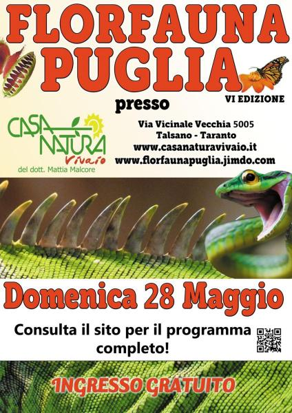 Florfauna Puglia IV edizione
