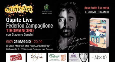 Ospite Live Federico ZAMPAGLIONE -Tiromancino-
