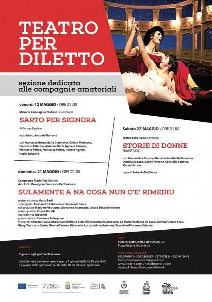 Teatro per Diletto - Storie di donne
