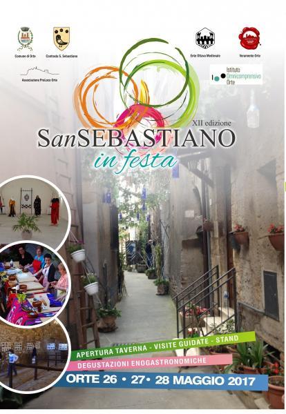 Prodotti tipici, mercatini e Palio del Carciofo a San Sebastiano in Festa