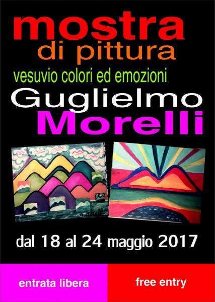 Mostra di pittura Vesuvio colori ed emozioni