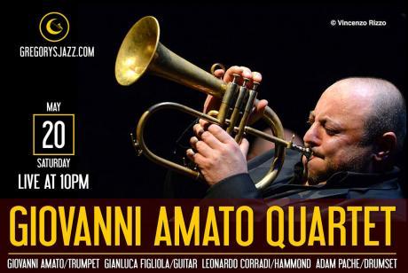 Giovanni Amato Quartet