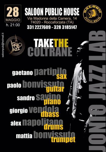 Take the Coltrane - Jonio Jazz Lab in concert