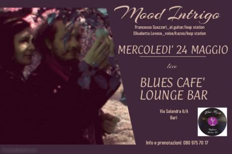 Mood Intrigo Live Blues Café Lounge Bar