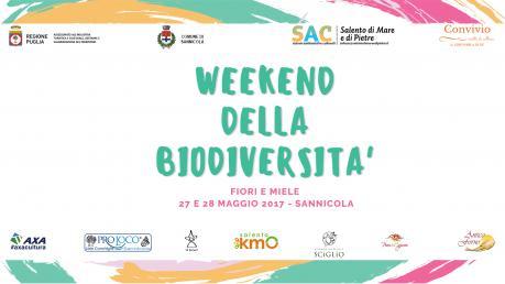 Weekend della Biodiversità, Fiori e Miele