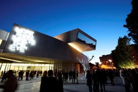 Anche il MAXXI partecipa alla NOTTE DEI MUSEI 2017