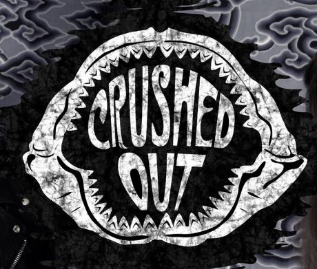 Crushed Out from USA live at Scarlatti Caffè