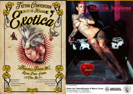 Exotica Tatto Convention