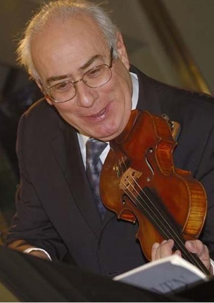 Omaggio a Bach del violinista Cristiano Rossi