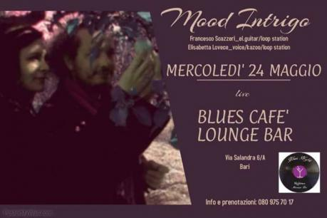 Mood Intrigo live Blues Café Lounge Bar