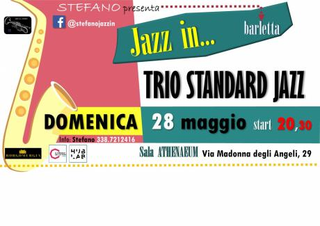 Trio standard jazz