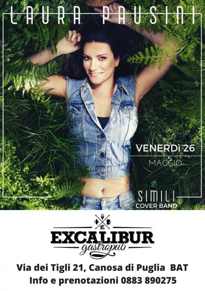 Simili - Laura Pausini Cover Band live at Excalibur