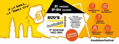 SUD'S in fermento beer festival