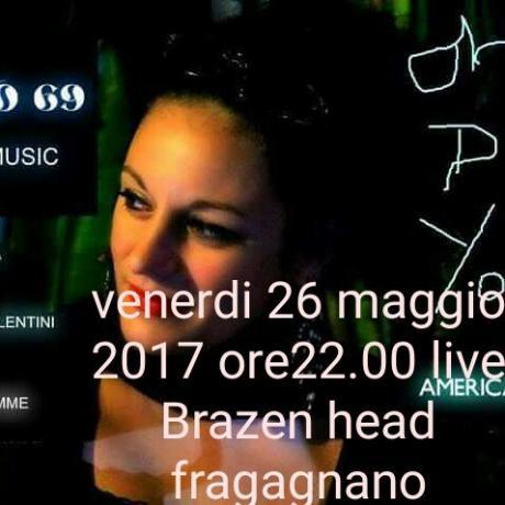 BRAZEN HEAD FRAGAGNANO - Studio 69 quartet - formazione di musica soul, rhythm&blues, blues